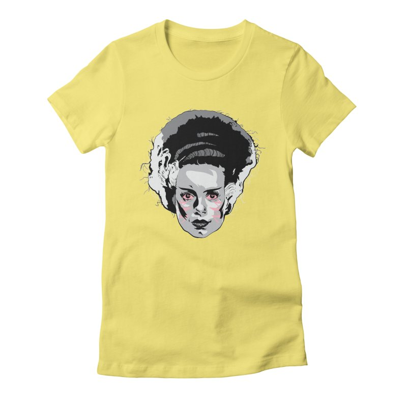 Made Like New Women's Fitted T-Shirt by Cold Lantern Collection