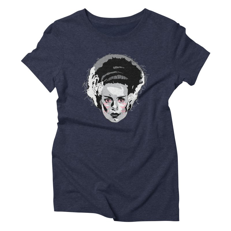 Made Like New Women's Triblend T-Shirt by Cold Lantern Collection