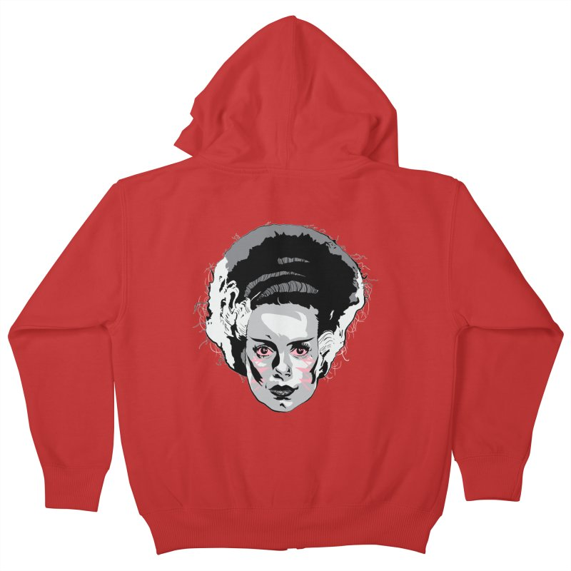 Made Like New Kids Zip-Up Hoody by Cold Lantern Collection