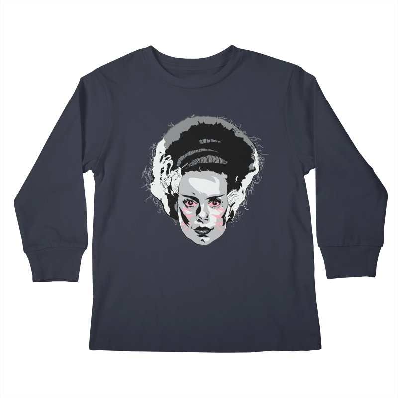 Made Like New Kids Longsleeve T-Shirt by Cold Lantern Collection