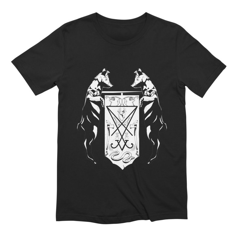 We Will Destroy You Men's Extra Soft T-Shirt by Cold Lantern Collection