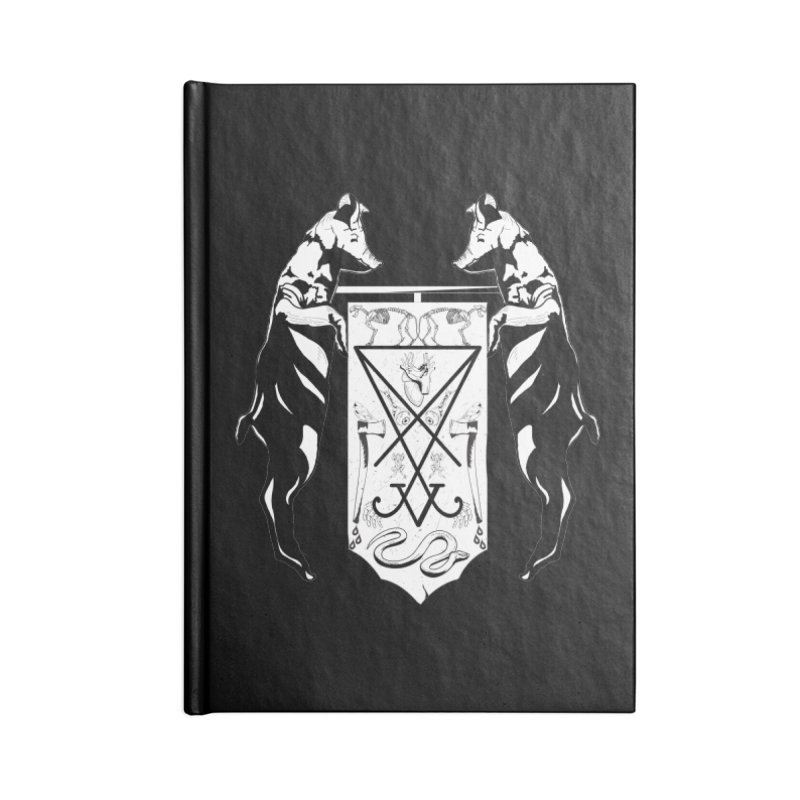 We Will Destroy You Accessories Notebook by Cold Lantern Collection