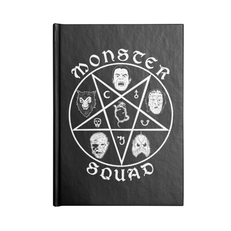 Gang of Five Accessories Notebook by Cold Lantern Collection