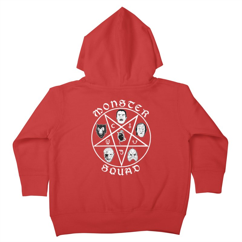 Gang of Five Kids Toddler Zip-Up Hoody by Cold Lantern Collection