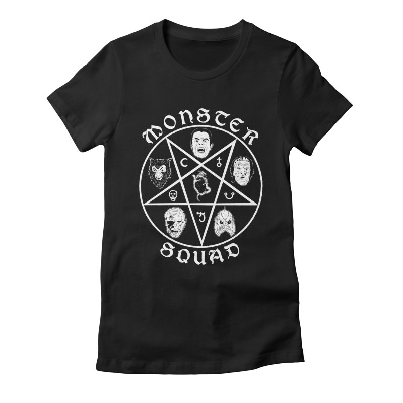 Gang of Five Women's Fitted T-Shirt by Cold Lantern Collection