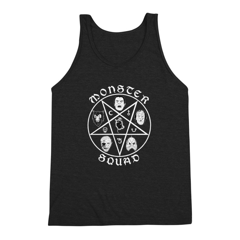 Gang of Five Men's Triblend Tank by Cold Lantern Collection