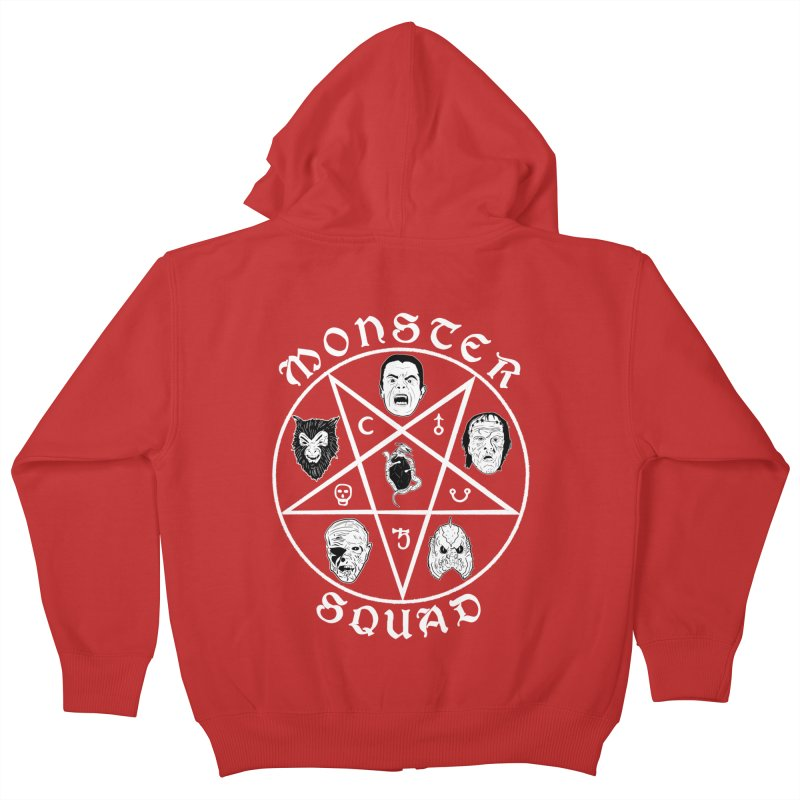 Gang of Five Kids Zip-Up Hoody by Cold Lantern Collection