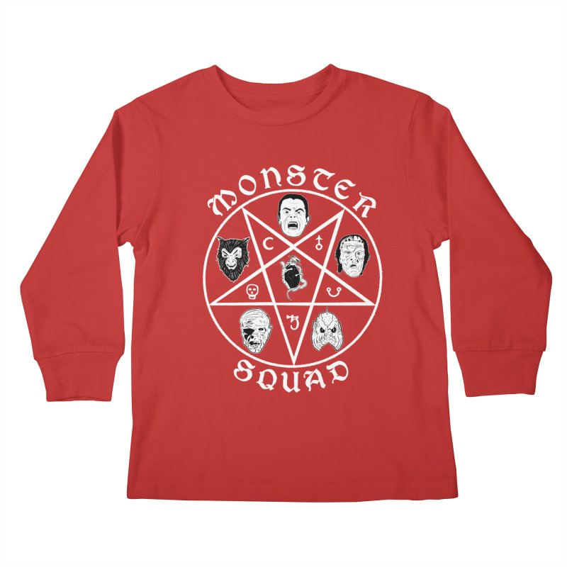 Gang of Five Kids Longsleeve T-Shirt by Cold Lantern Collection