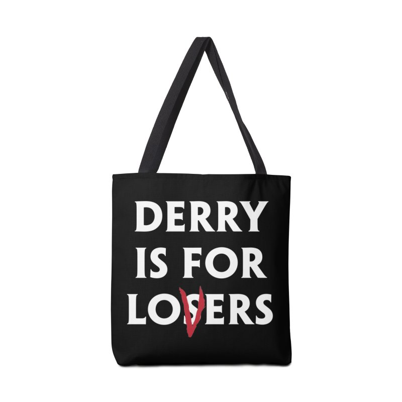 Derry Is for Losers Accessories Bag by Cold Lantern Collection