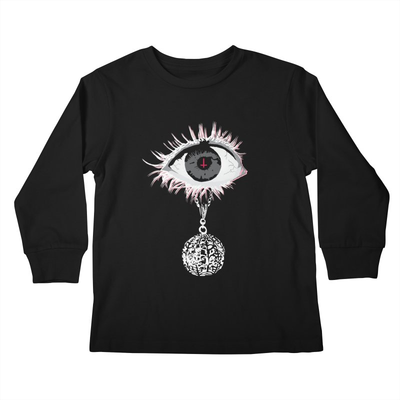Rosemary's Gifts Kids Longsleeve T-Shirt by Cold Lantern Collection