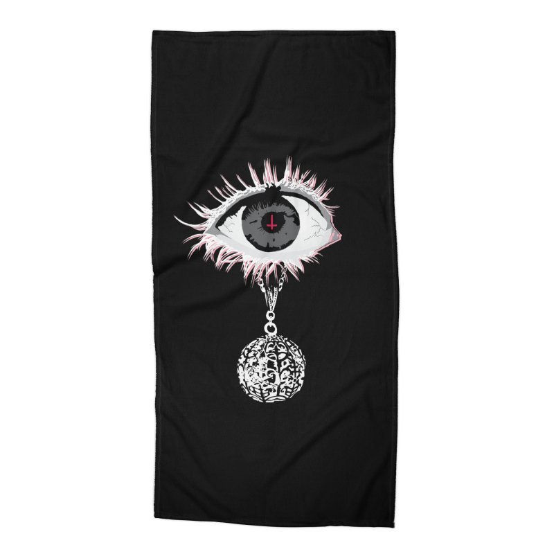 Rosemary's Gifts Accessories Beach Towel by Cold Lantern Collection