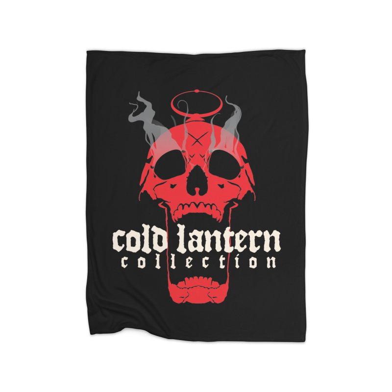 """CLC """"Find What You Seek"""" Logo Home Blanket by Cold Lantern Collection"""