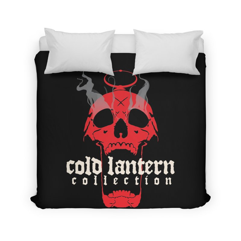 """CLC """"Find What You Seek"""" Logo Home Duvet by Cold Lantern Collection"""