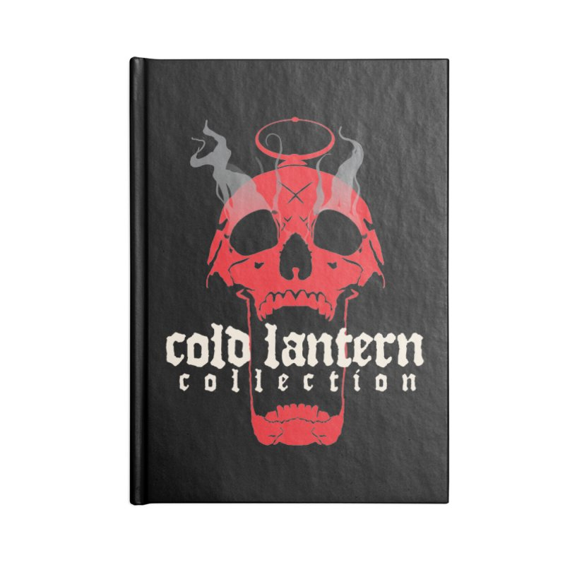 "CLC ""Find What You Seek"" Logo Accessories Notebook by Cold Lantern Collection"