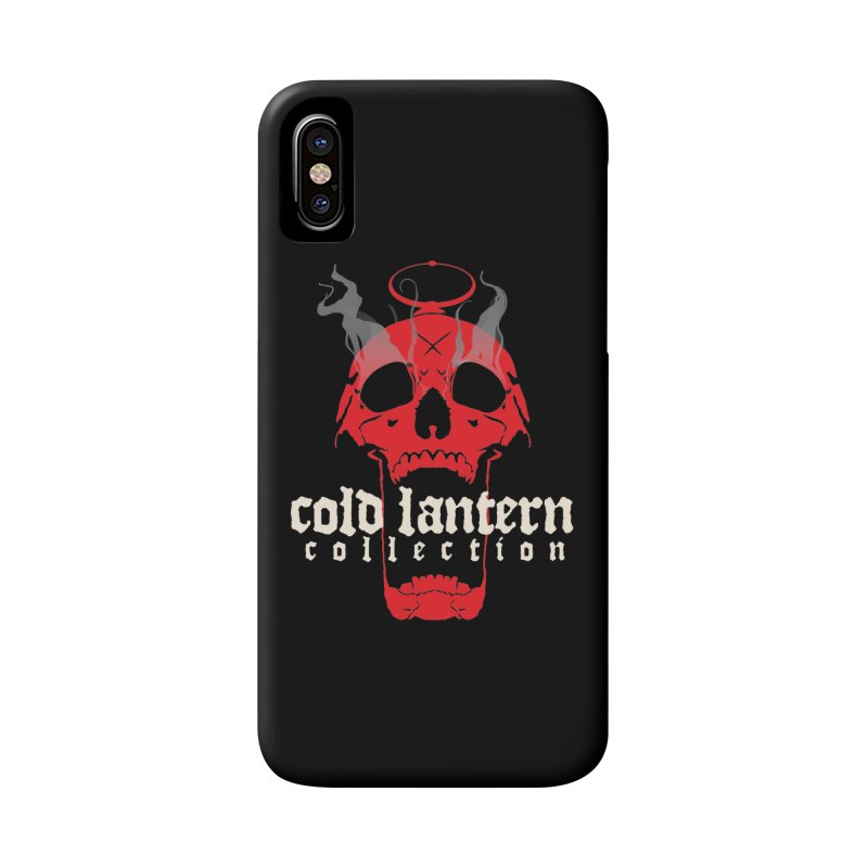 "CLC ""Find What You Seek"" Logo  Accessories Phone Case by Cold Lantern Collection"