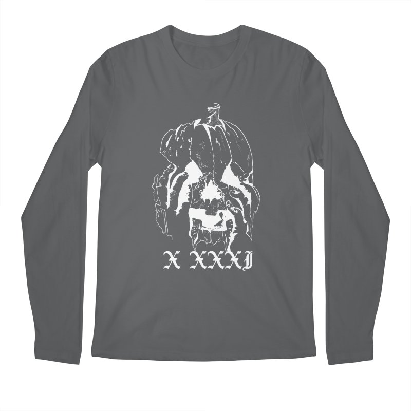 X XXXI Men's Longsleeve T-Shirt by Cold Lantern Collection