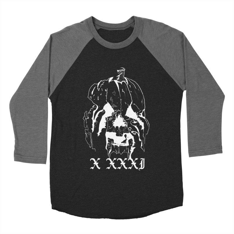 X XXXI Men's Baseball Triblend T-Shirt by Cold Lantern Collection