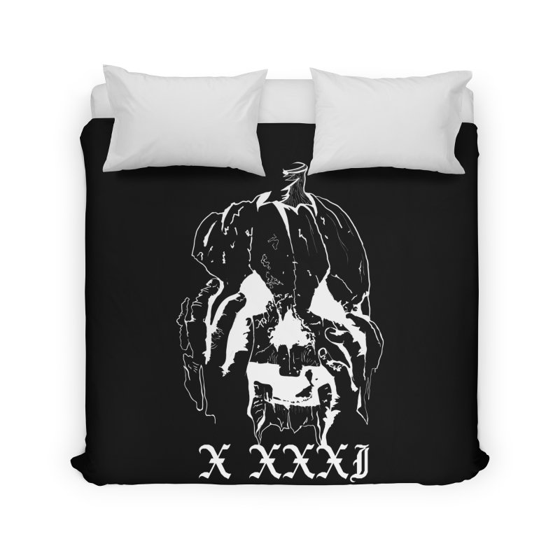 X XXXI Home Duvet by Cold Lantern Collection