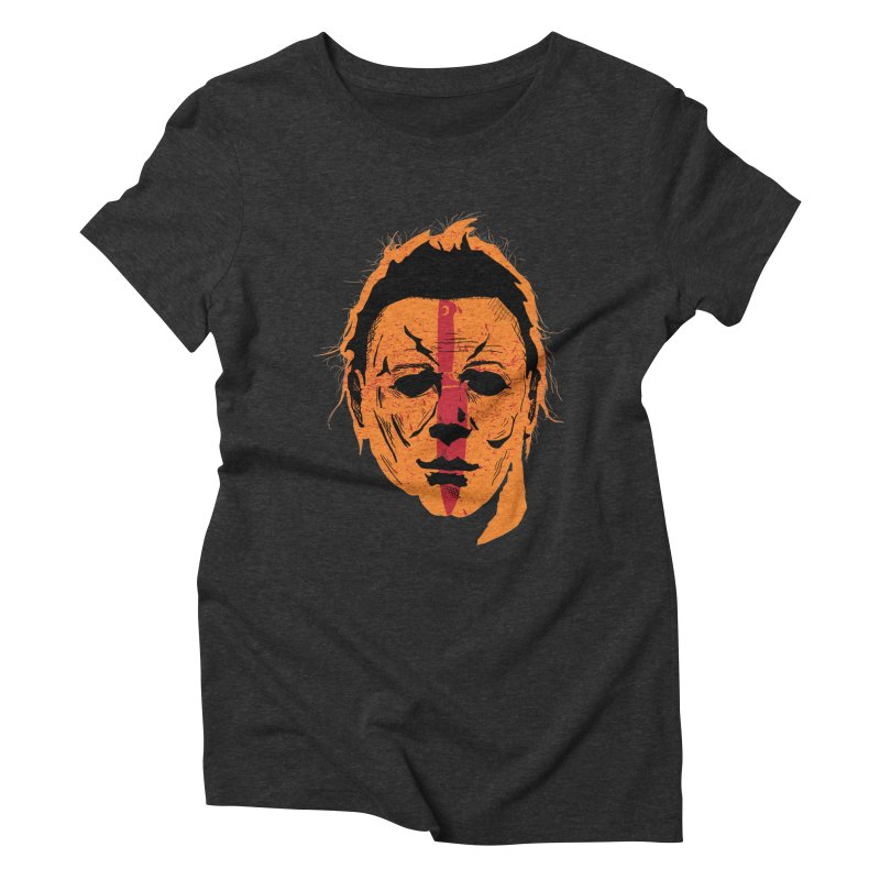 The Shape II Women's Triblend T-Shirt by Cold Lantern Collection