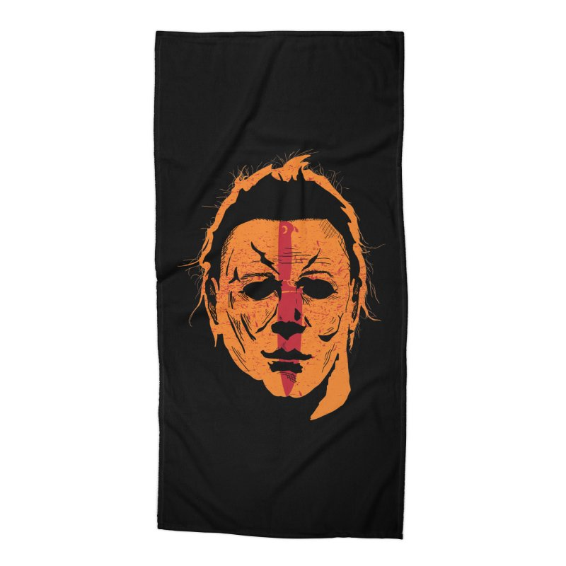 The Shape II Accessories Beach Towel by Cold Lantern Collection