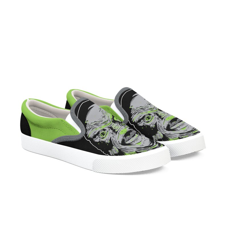 Creature in Men's Slip-On Shoes by Cold Lantern Collection
