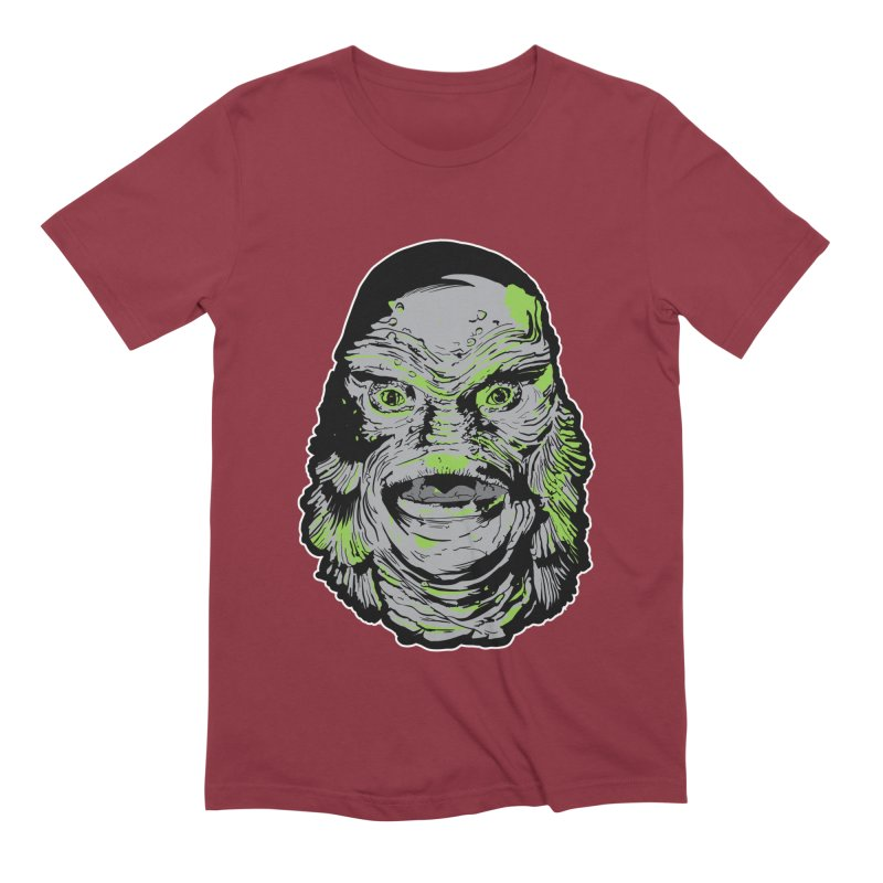 Creature Men's Extra Soft T-Shirt by Cold Lantern Collection