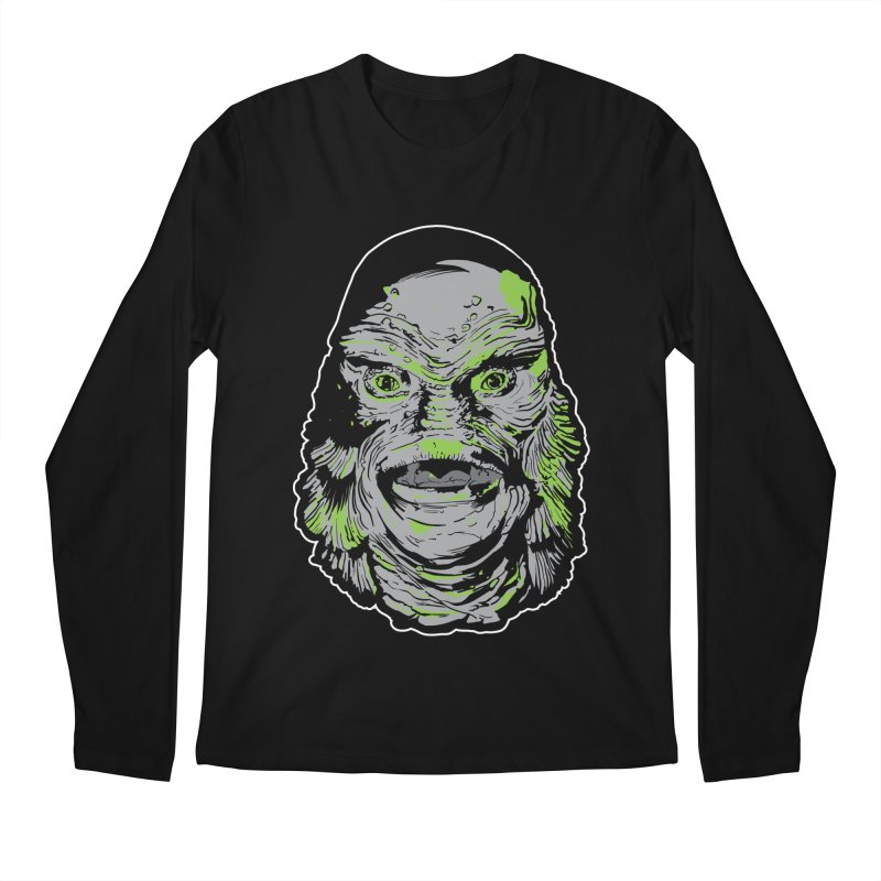 Creature Men's Longsleeve T-Shirt by Cold Lantern Collection