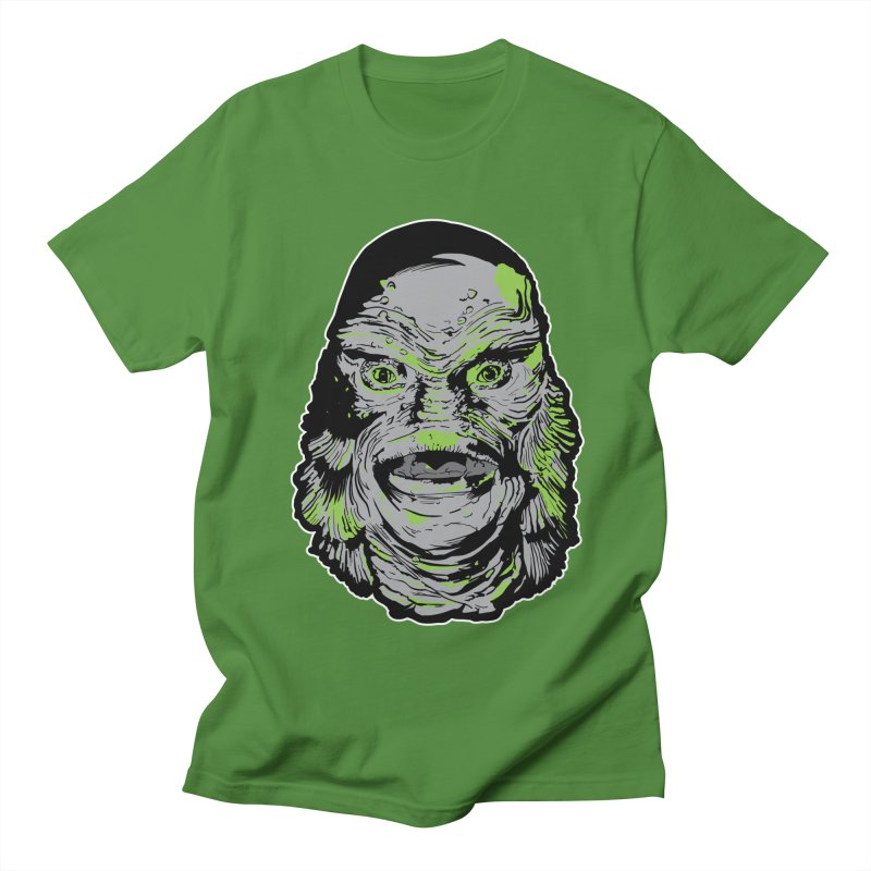 Creature Men's Regular T-Shirt by Cold Lantern Collection