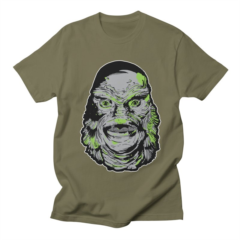 Creature Men's T-Shirt by Cold Lantern Collection