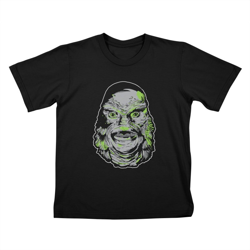 Creature Kids T-Shirt by Cold Lantern Collection