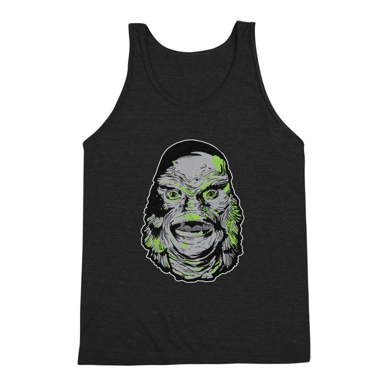 Creature Men's Triblend Tank by Cold Lantern Collection