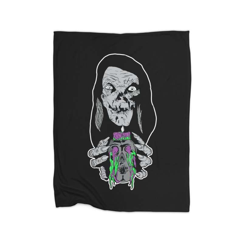 Keeper of Crypts Home Blanket by Cold Lantern Collection