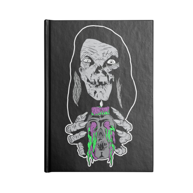Keeper of Crypts Accessories Notebook by Cold Lantern Collection