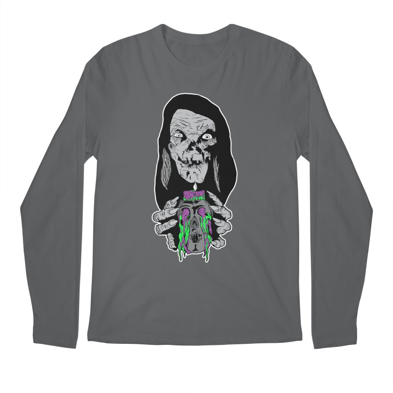 Keeper of Crypts Men's Longsleeve T-Shirt by Cold Lantern Collection