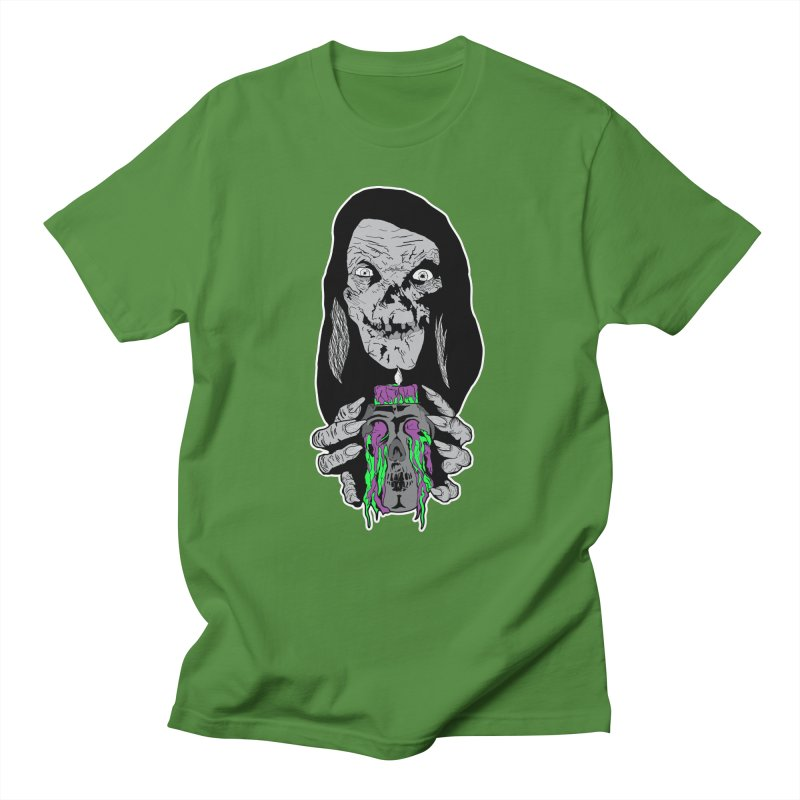 Keeper of Crypts Women's Regular Unisex T-Shirt by Cold Lantern Collection