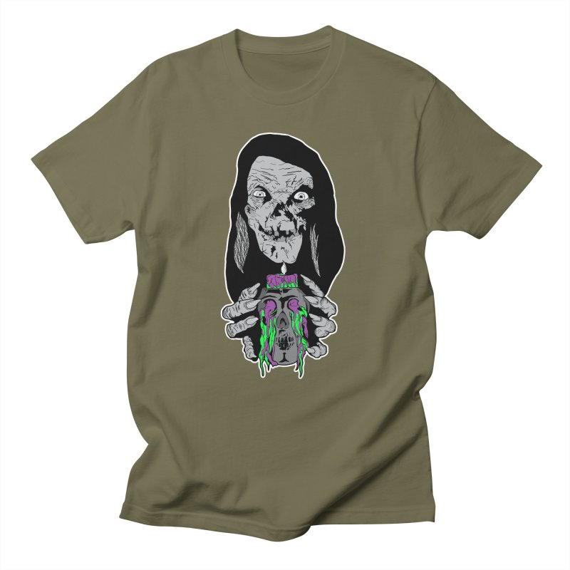 Keeper of Crypts Women's Unisex T-Shirt by Cold Lantern Collection