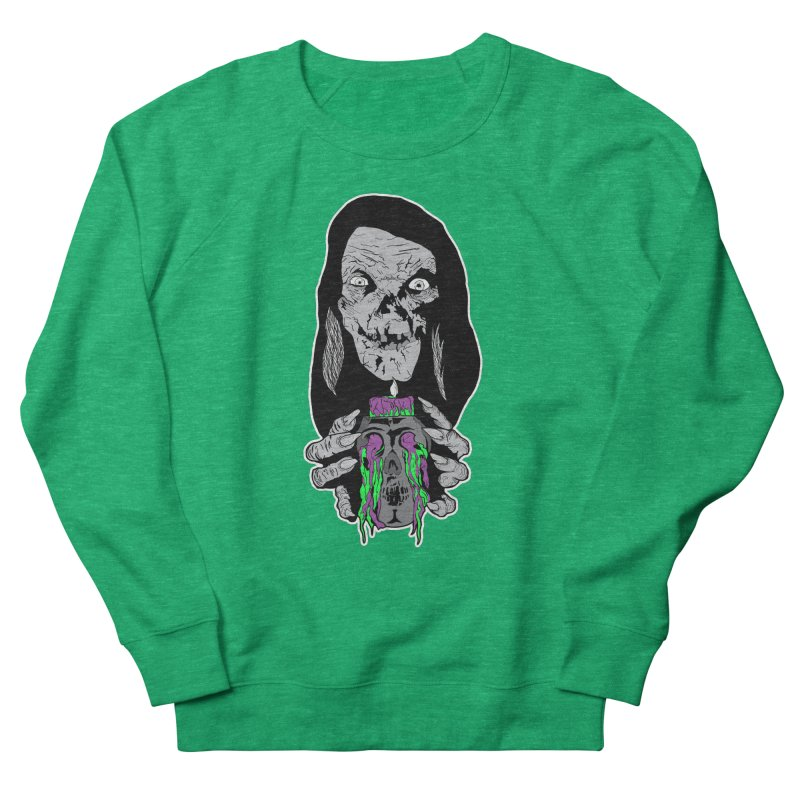 Keeper of Crypts Men's Sweatshirt by Cold Lantern Collection