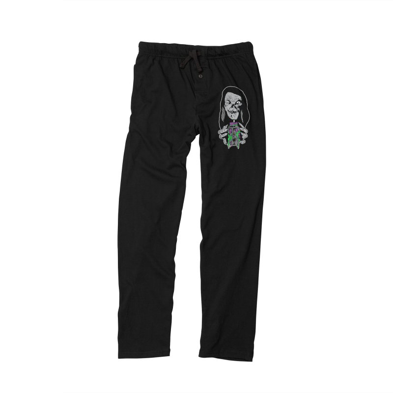 Keeper of Crypts Men's Lounge Pants by Cold Lantern Collection