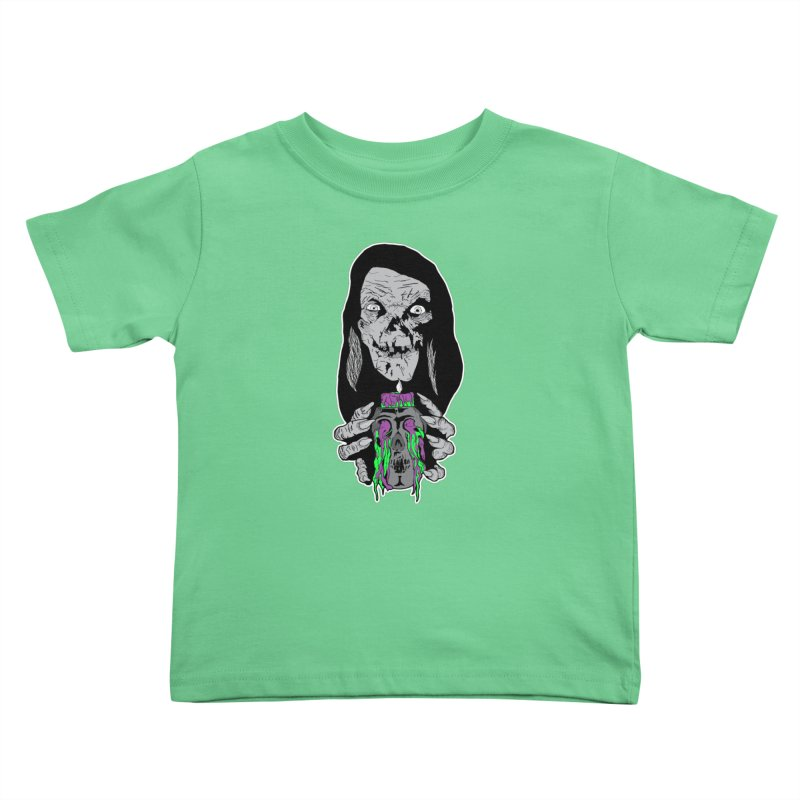 Keeper of Crypts Kids Toddler T-Shirt by Cold Lantern Collection