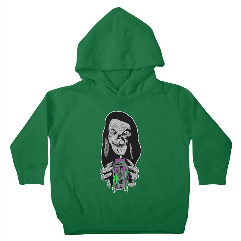 Keeper of Crypts Kids Toddler Pullover Hoody by Cold Lantern Collection