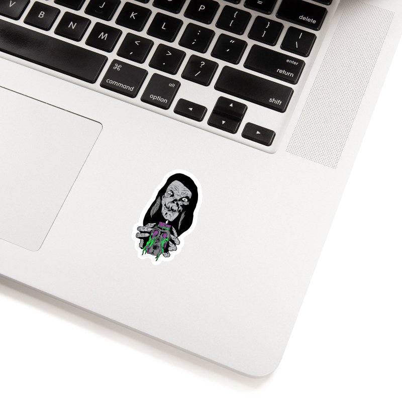 Keeper of Crypts Accessories Sticker by Cold Lantern Collection