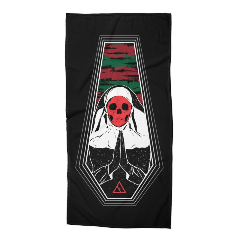 Pray for Amanda K. Accessories Beach Towel by Cold Lantern Collection