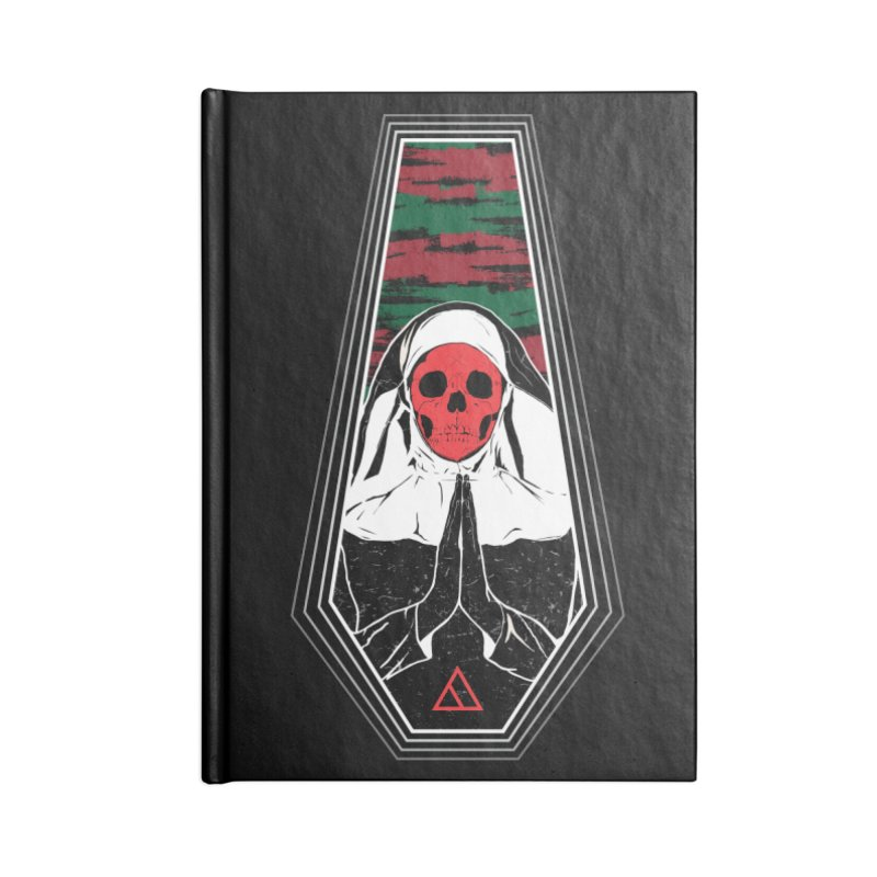 Pray for Amanda K. Accessories Notebook by Cold Lantern Collection