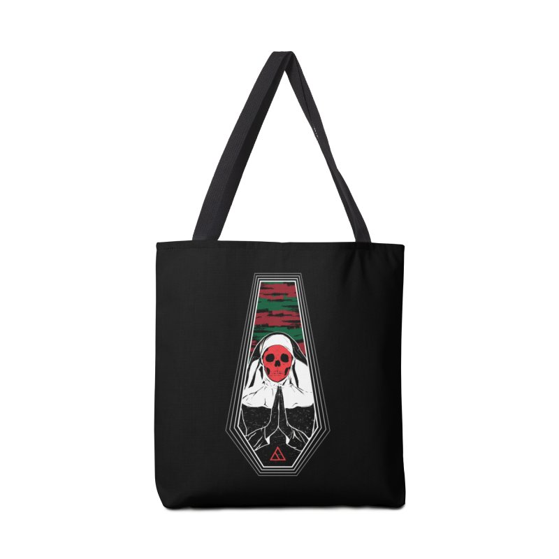 Pray for Amanda K. Accessories Bag by Cold Lantern Collection