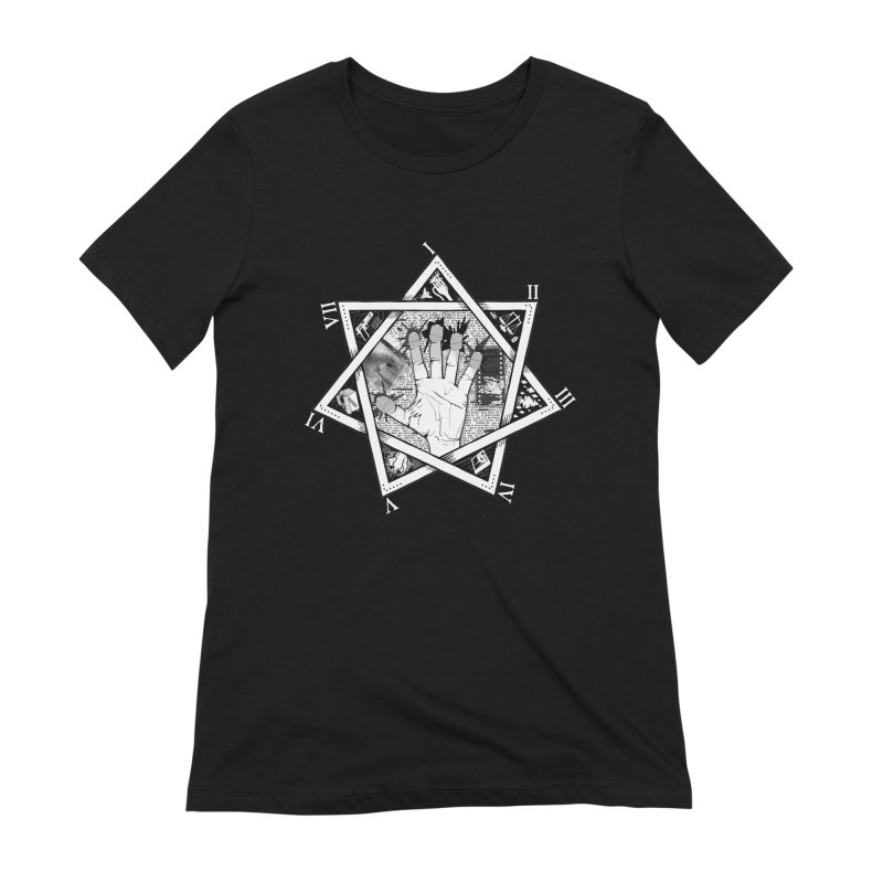 Hand of Doe Women's Extra Soft T-Shirt by Cold Lantern Collection
