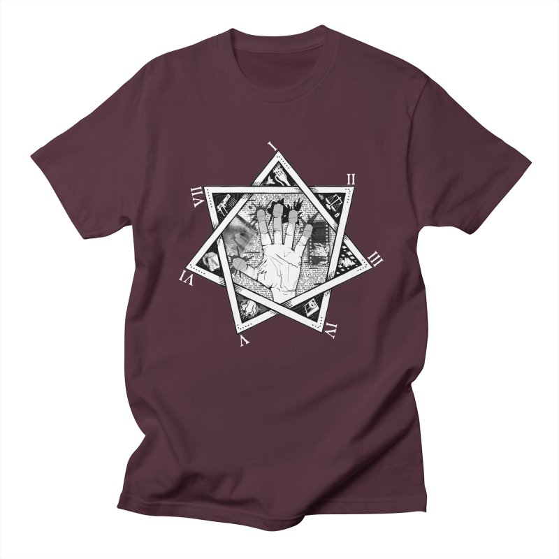 Hand of Doe Women's Regular Unisex T-Shirt by Cold Lantern Collection
