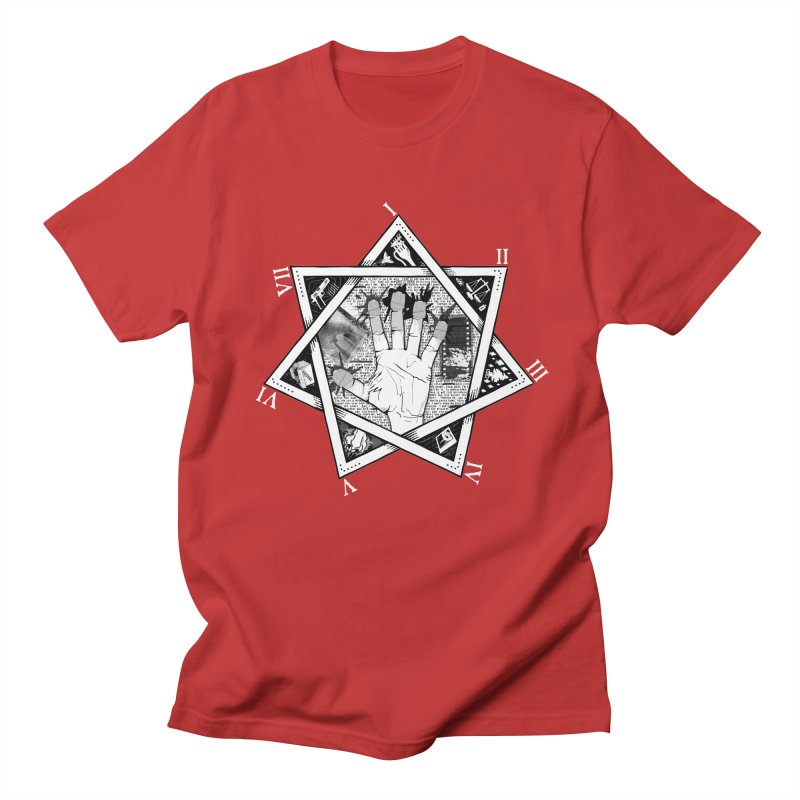 Hand of Doe Men's T-Shirt by Cold Lantern Collection