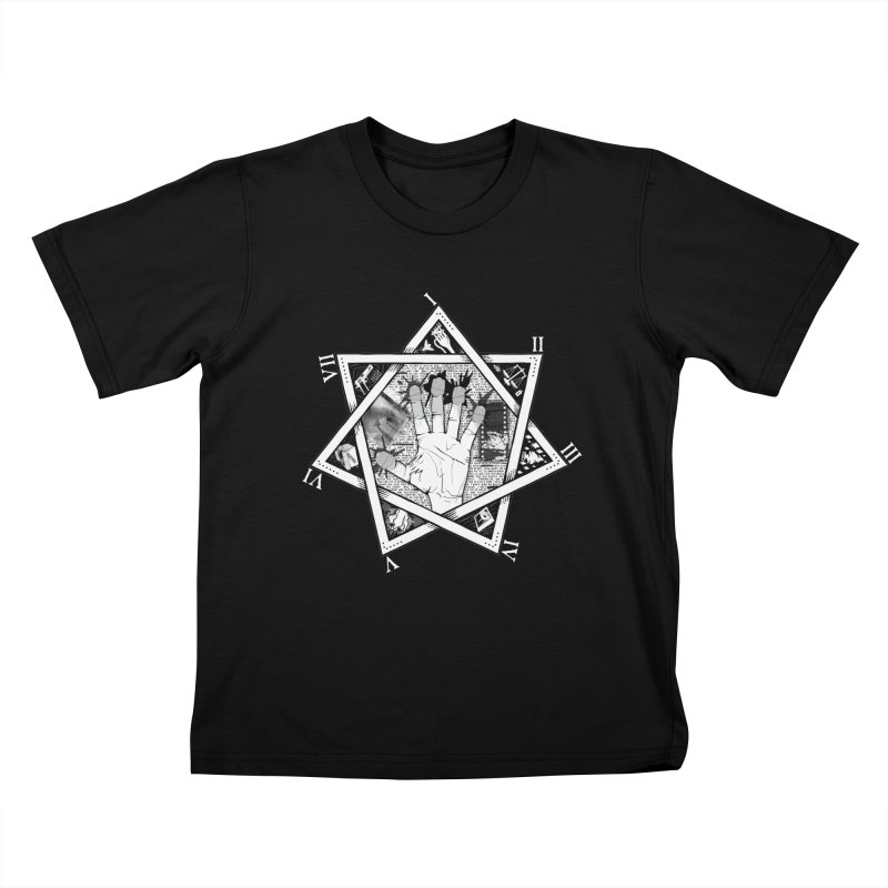 Hand of Doe Kids T-Shirt by Cold Lantern Collection