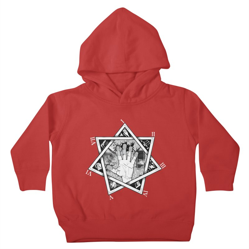 Hand of Doe Kids Toddler Pullover Hoody by Cold Lantern Collection