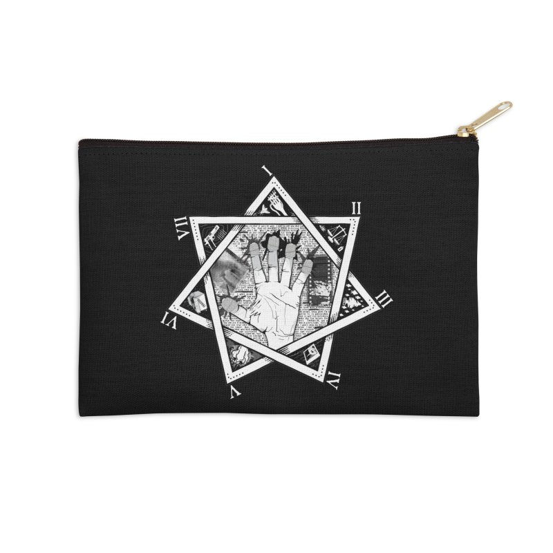 Hand of Doe Accessories Zip Pouch by Cold Lantern Collection